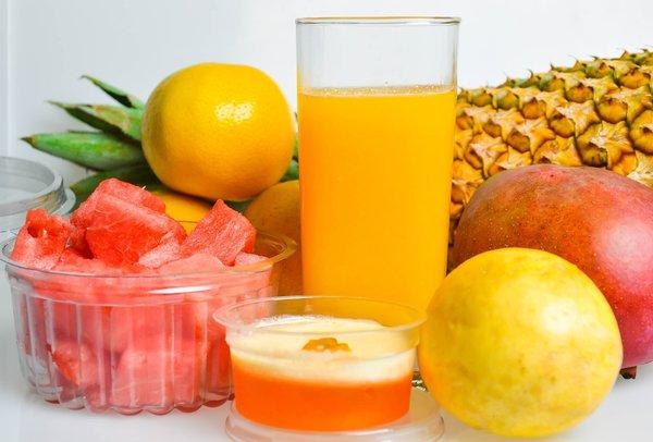 Aj s ovocím sa dá chudnúť.