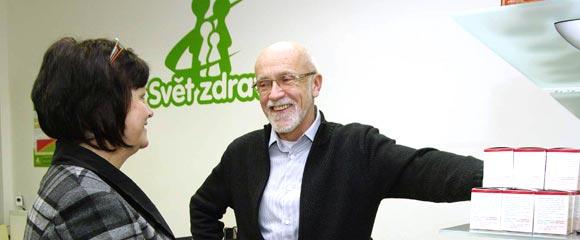 RNDr. Petr Fořt, CSc. zo Sveta zdravia