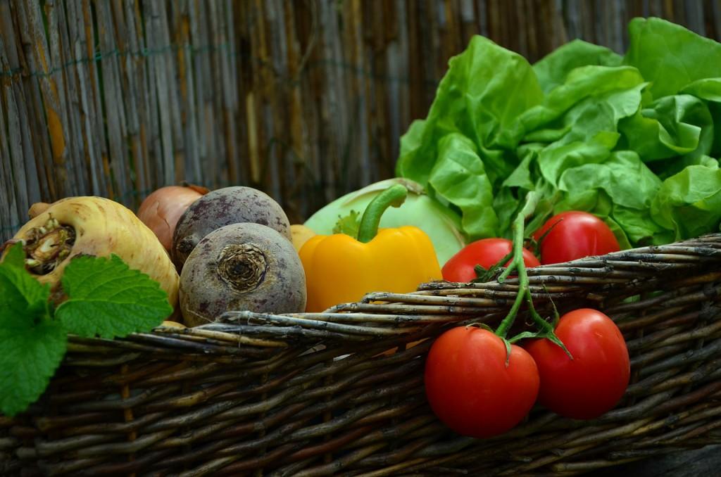 zelenina zdravý životný štýl