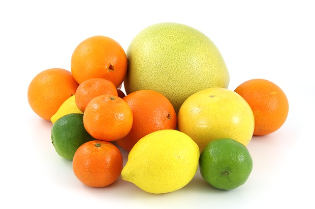 Citrusové ovocie má silné detoxikačné účinky