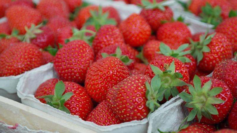Jahody patria medzi ovocie s najnižším obsahom sacharidov.