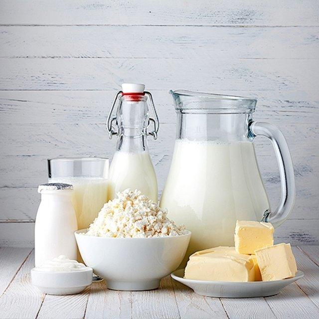 Mliečne nízkosacharidové potraviny.