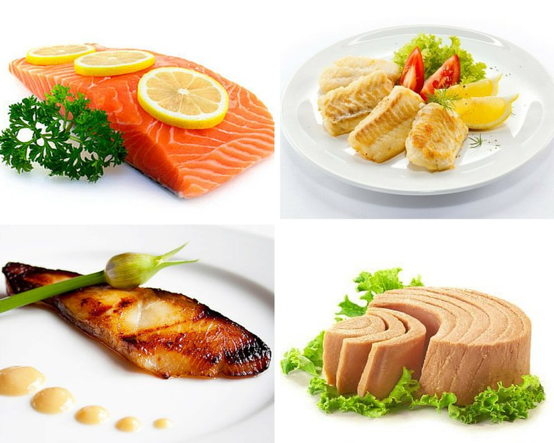Ryby a severská diéta