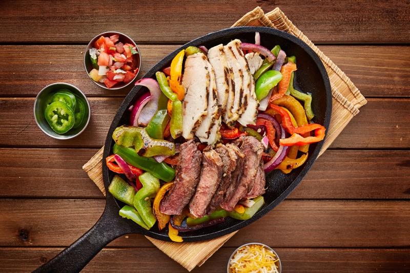 Mäso so zeleninou živočíšne bielkoviny