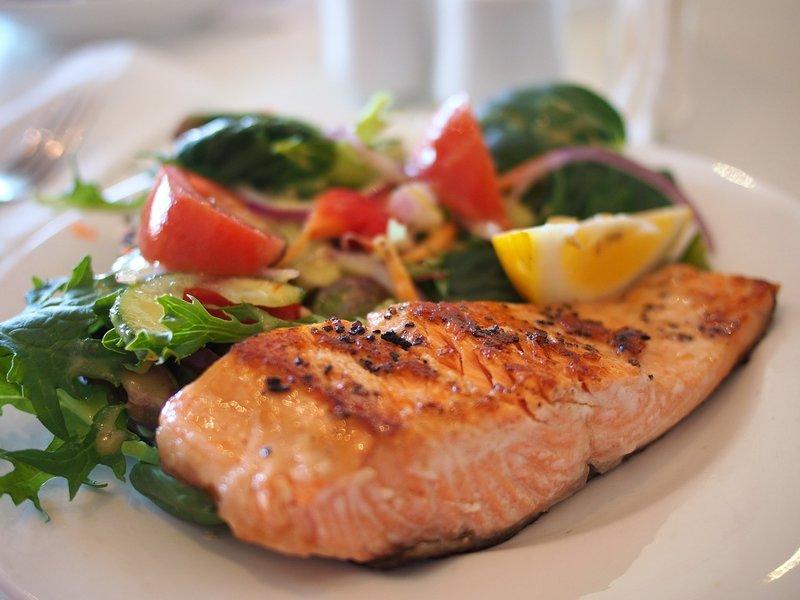 Živočíšne bielkoviny a zelenina