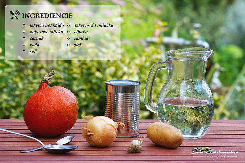Sladká zemiakovo-tekvicová polievka