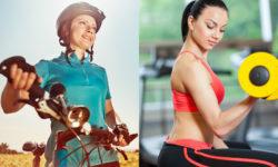 Aeróbne a Anaeróbne cvičenie