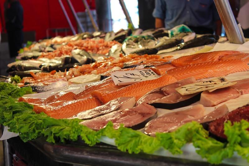 Ryby sú dôležitý zdroj vitamínu D