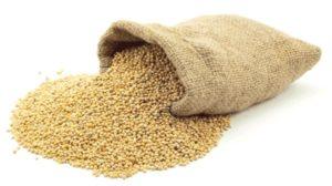 Proso patrí medzi obilniny bez lepku a je vhodné pre pečeň.