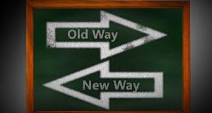 Tak ako? Ste rozhodnutí ísť novou cestou alebo pokračovať v tej starej?