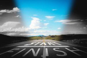 Svoj cieľ musíte mať jasný, ale dbajte na poriadny štart od ktorého bude závisieť všetko ostatné.