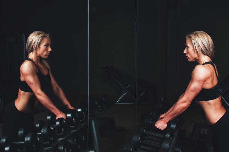 Anaeróbne cvičenie Silový tréning