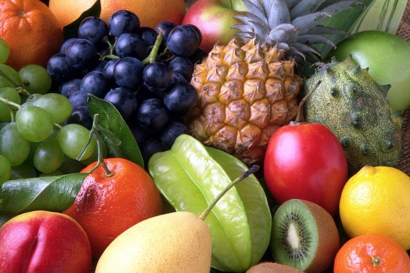 Ovocie so zeleninou a detoxikácia organizmus k sebe neodmysliteľne patria.