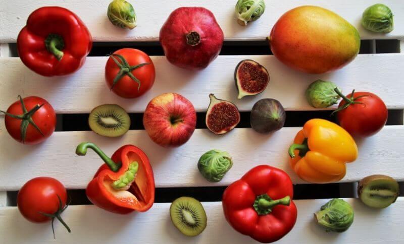 Ovocie nie je vhodné kombinovať so zeleninou