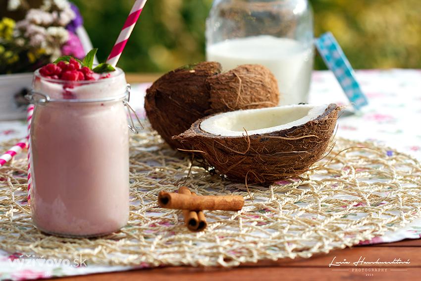 Malinové smoothie – zrýchlenie metabolizmu