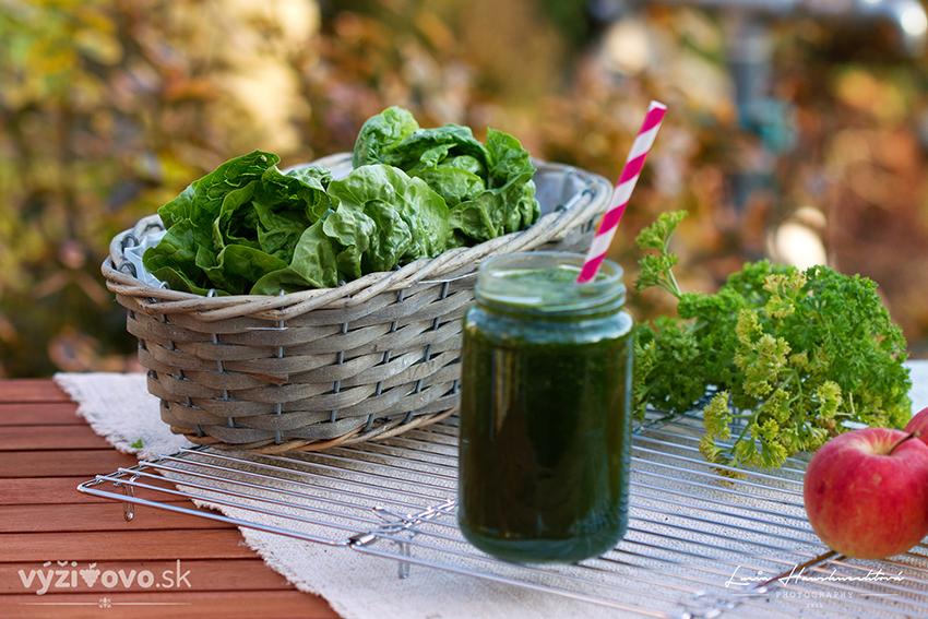 Zeleninové smoothie