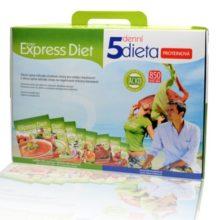 Súprava Express Diet – strava na 5 dní