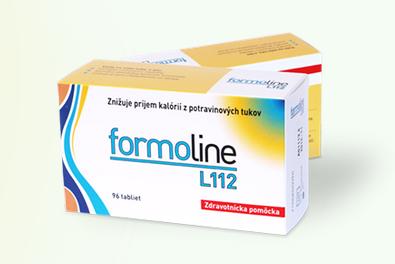 Balenie výrobku Formoline L112