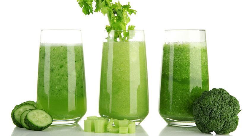 Detoxikačná kúra pomocou zeleninových štiav
