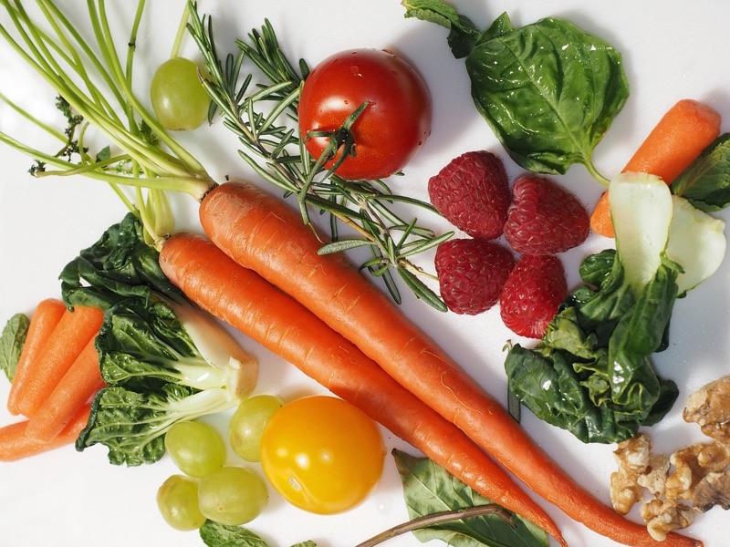 Pri detoxikácii je potrebná zvýšená konzumácia ovocia a zeleniny