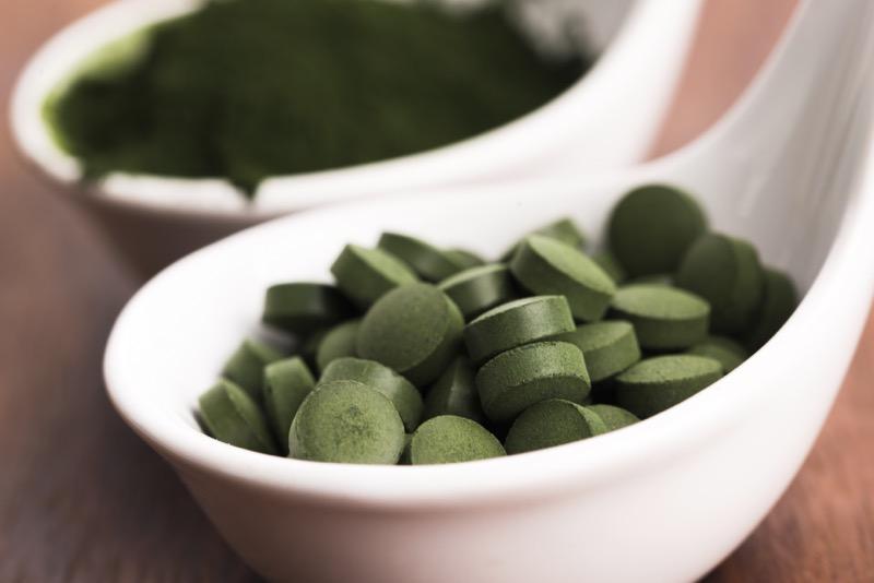 Chlorella obsahuje výnimočnú kombináciu živín a patrí medzi super potraviny
