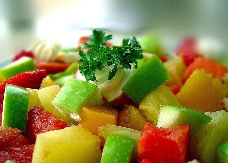 Zelenina je základ