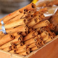 Škorica vám pomôže spáliť tuk