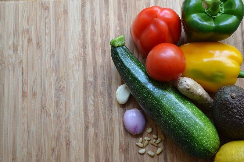 Aj zelenina môže nahradiť chlieb