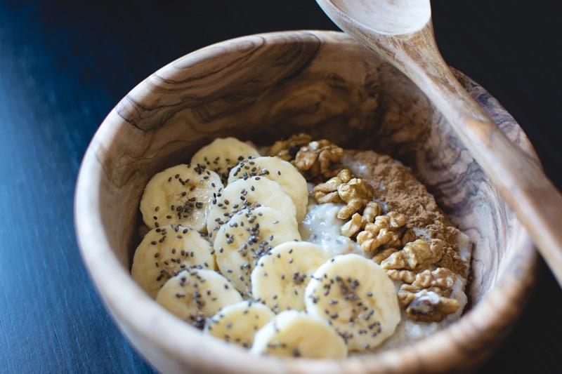 Banány dodajú energiu