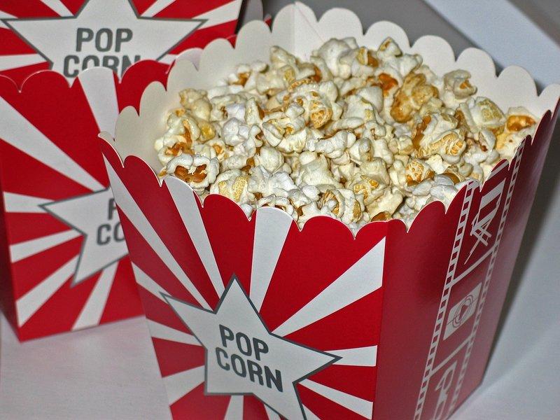Popcorn je menšie zlo ako nachos či hranolčeky