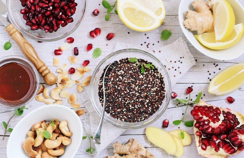 Superpotraviny, ktoré podporia chudnutie