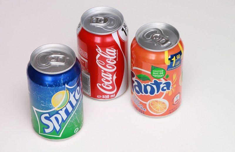 Nealko nápoje obsahujú obrovské množstvo cukru.