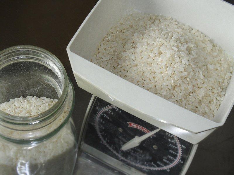 Ryžová diéta - len 200-300 g ryže