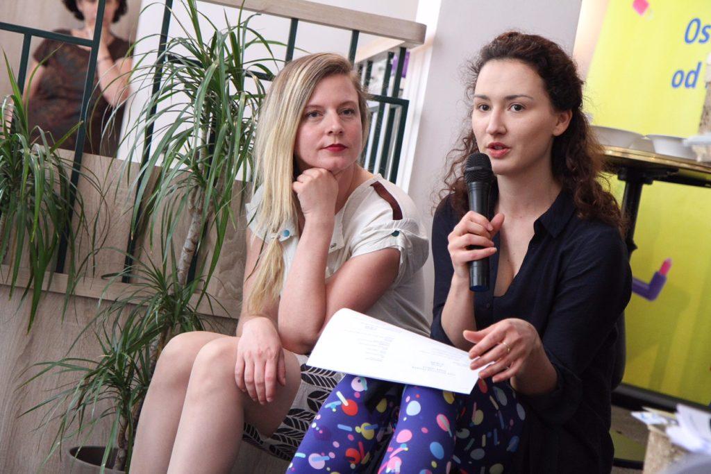 Aneta Orosiová a Janica Lacová ambasádorky Jamie Oliver Food Foudation pre Slovensko v projekte Food Revolution