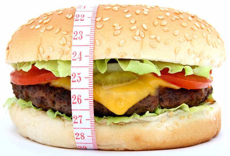 Žiadny fast food pri chudnutí - Výživovo.sk