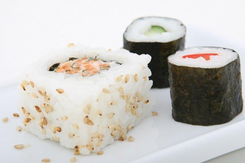 Sushi nemusí byť diétne - Výživovo.sk