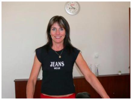 Odborníčka a trénerka Blanka Szaboová