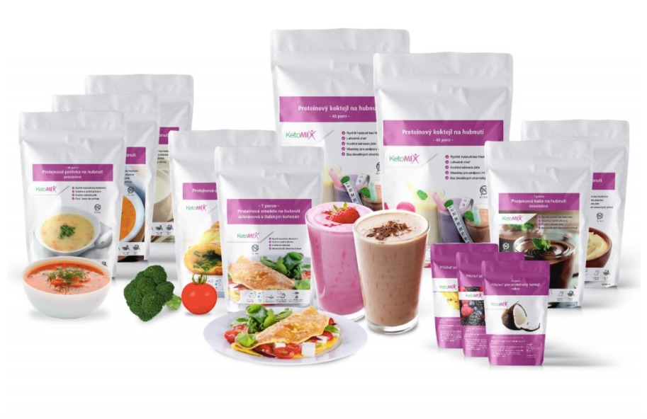 Ketomix bielkovinová diéta