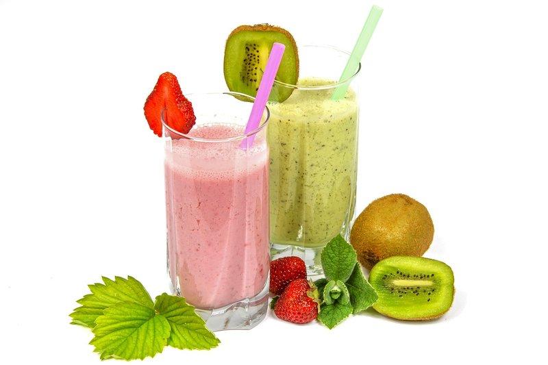 Ovocné smoothies - Výživovo.sk
