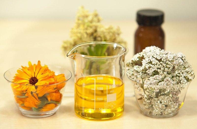 Liečivé oleje