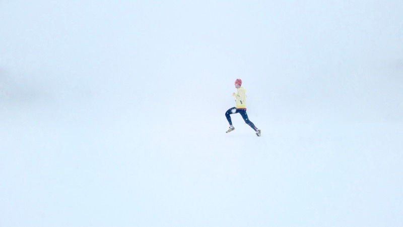 Behanie v zime je zdravé, no musíte behať opatrne