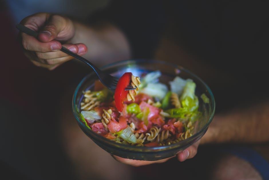 Funguje delená strava?