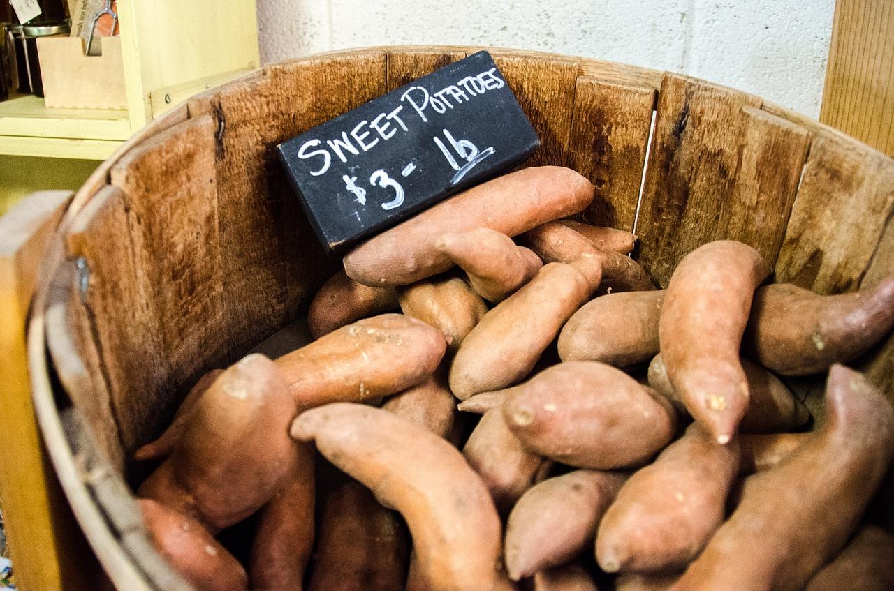 Sladké zemiaky - Výživovo.sk