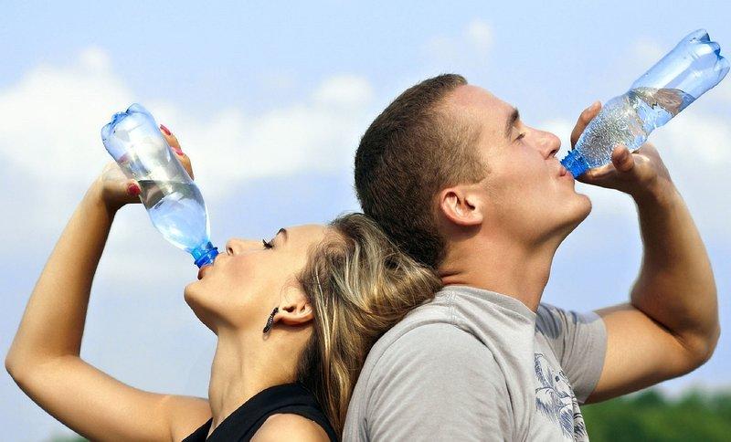 Voda ako základ pri tréningu - Výživovo.sk