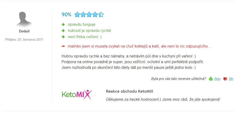 recenzia ketomix
