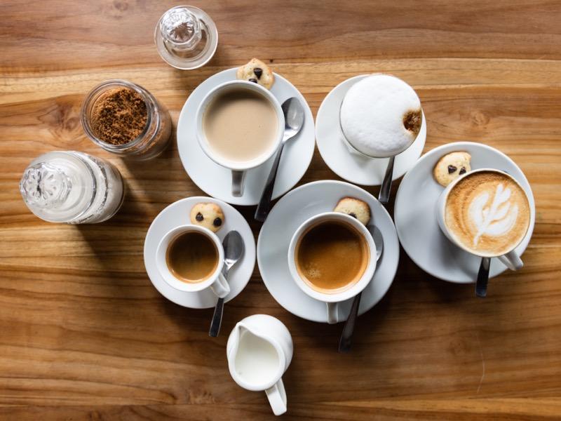 Odporúčané množstvo kávy je maximálne 300 mg