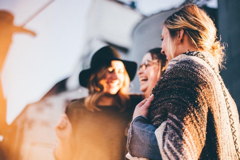 Čas s blízkymi a priateľmi nás dostáva do absolútnej životnej pohody