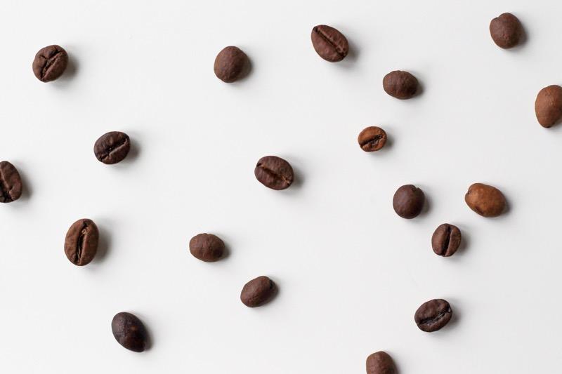 Kvalitné kávové zrná