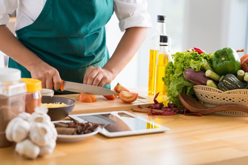Na varenie pre celú rodinu treba veľa času