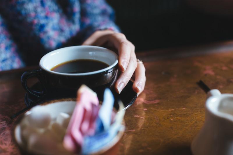 vôňa kávy a vnímanie chutí